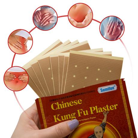 Image of SUMIFUN Kung Fu Arthritis Patch | Anti-Inflammatory Analgesic Plaster