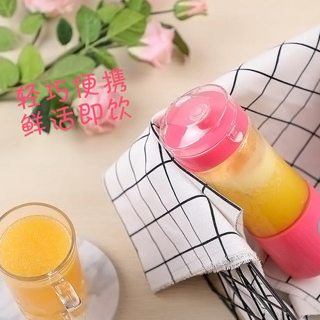 2019 SMART Blender with Double Motor Power - 380ML with Double Battery
