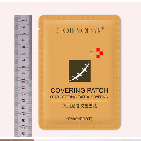 Image of Invisible Tattoo Covering Patch | Scar Covering Sticker | Birthmark Concealer