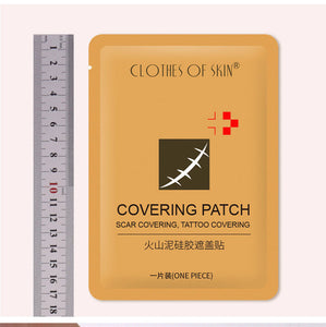 Invisible Tattoo Covering Patch | Scar Covering Sticker | Birthmark Concealer