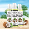 DISAAR 100% Natural Coconut Body and Hair Oil