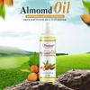 DISAAR 100% Natural Almond Body and Hair Oil