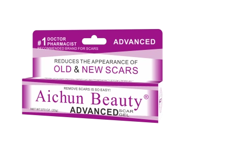 AICHUN BEAUTY Advanced Scar Gel | Old and New Scar Remover