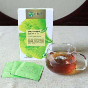 Hyperlipidemia Regulating Tea | High Blood Lipids Regulating Tea | High Chlosterol Regulating Tea