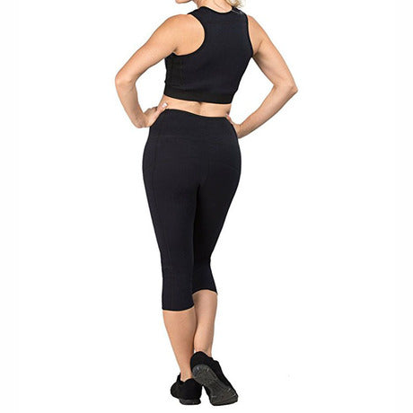 HIGH-GRADE High Waist Postpartum Corset Pants | Stretch Yoga Pants