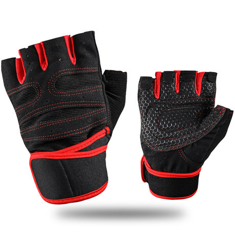 New Breathable Sports Weight Lifting Gloves | Half Finger Gloves