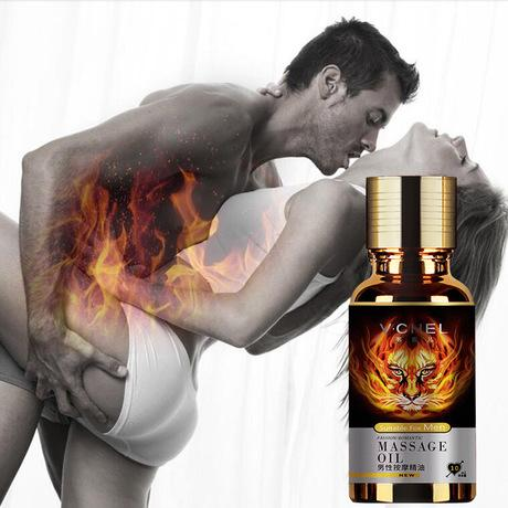 Penis Enlargement And Romantic Massage Oil - Ginax Store