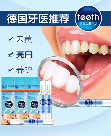 Image of Teeth Cleaning And Whitening Gel | Teeth Germs Healing Paste - Ginax Store