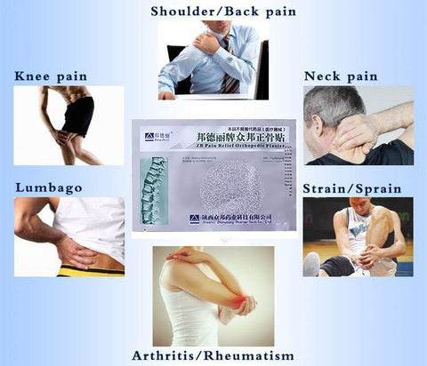 Image of BANGDELI Muscle And Joint Pains Relief Plaster | Herbal Arthritis Patch