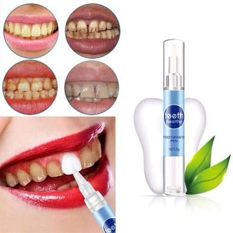 Teeth Cleaning And Whitening Pen | Teeth Stains Removing Pen