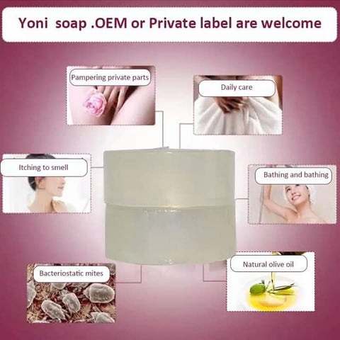 Image of Vaginal Detox Soap | Herbal Yoni Soap | Skin Care Soap
