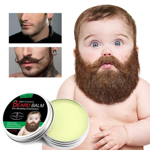 AICHUN BEAUTY Beard Growth Balm | Beard Care Balm