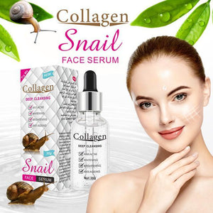 PEI MEI Anti-Aging, Anti-Acne And Whitening Collagen + Snail Face Serum