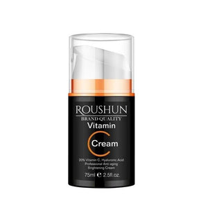 ROUSHUN Vitamin C And Hyaluronic Acid Anti-Aging And Brightening Cream