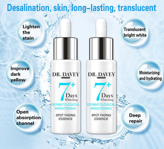 DR.DAVEY 7 Days Dermatological Brightening And Spot Fading Face Serum