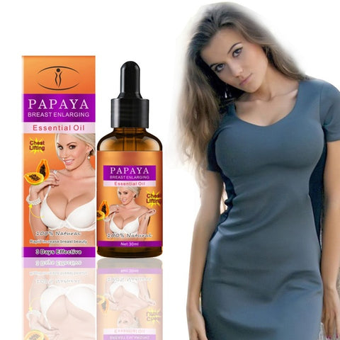 AICHUN BEAUTY Breast Enlargement And Enhancement Oil | Bust Massage Oil