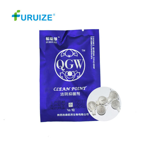 Furuize QGW Clean Point Pearls | Vaginal Detox Pearls
