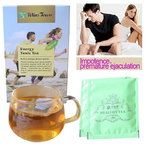 Energy Tonic Tea For Man Power | Sex Vitality Tea | Fatigue Relief Tea