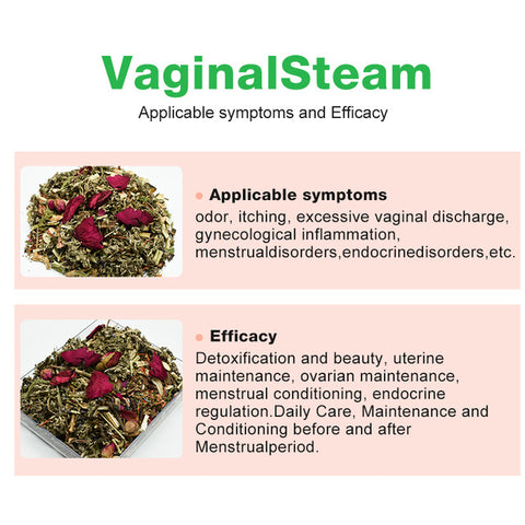 30g FURUIZE Vaginal Steam Herbs | Yoni Steam Bath