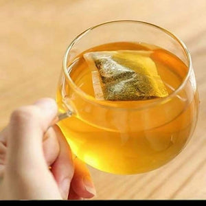 Cough Solution, Throat Clearing And Body Cleansing Tea