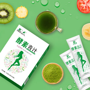 Green Detox, Slimming And Meal Replacement Tea