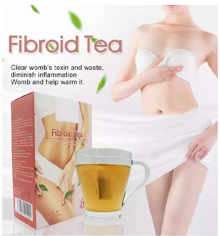 Fibroid Control Tea | Womb Toxins Cleaning Tea