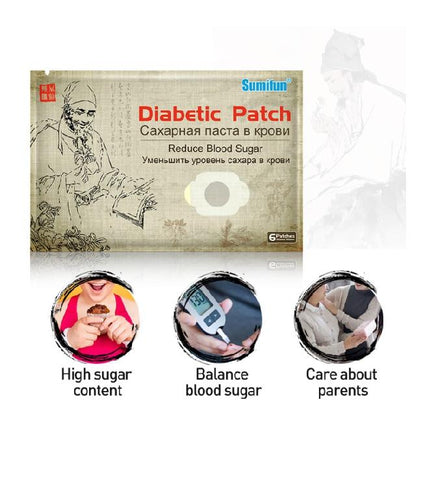 SUMIFUN Diabetic Control Patch | Blood Sugar Balance Plastet