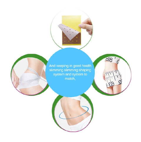 Image of SUMIFUN Slimming And Weight Loss Patch | Fat Burning Plaster