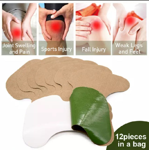 Image of SUMIFUN Arthritis Patch | Herbal Knee Pain Relief Plaster