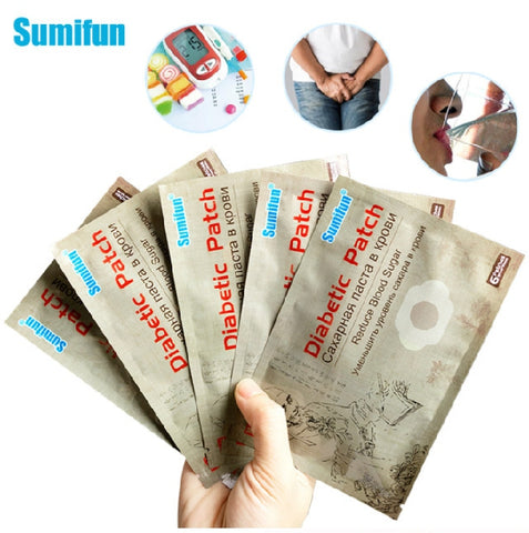 Image of SUMIFUN Diabetic Control Patch | Blood Sugar Balance Plastet