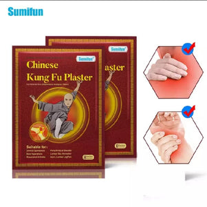 SUMIFUN Kung Fu Arthritis Patch | Anti-Inflammatory Analgesic Plaster