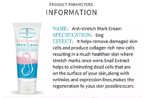 AICHUN BEAUTY Anti-Stretch Mark Cream | Deep Scars Removal Cream
