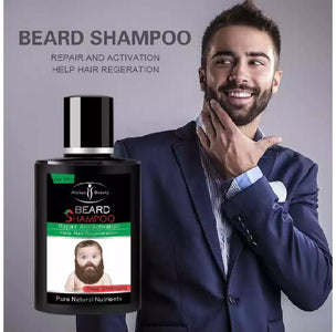 AICHUN BEAUTY Deep Cleansing Beard Shampoo | Hair Repair, Activation And Regeneration Shampoo