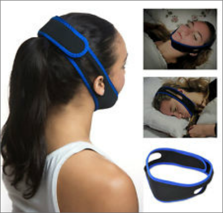 Anti-Snore Chin Strap | Anti-Snoring Solution