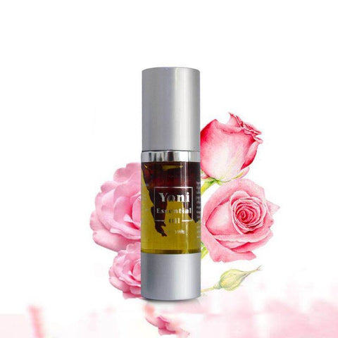 Image of Yoni Detox Essential Oil | Sex Lubricating & Pleasure Oil | Vaginal Tightening Oil