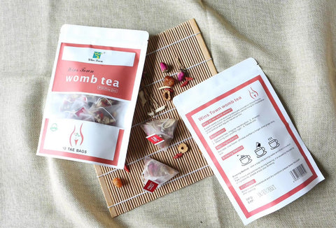 Womb Detox Tea | Menstrual Cramp Relief Tea | Menstrual Cycle Regulating Tea