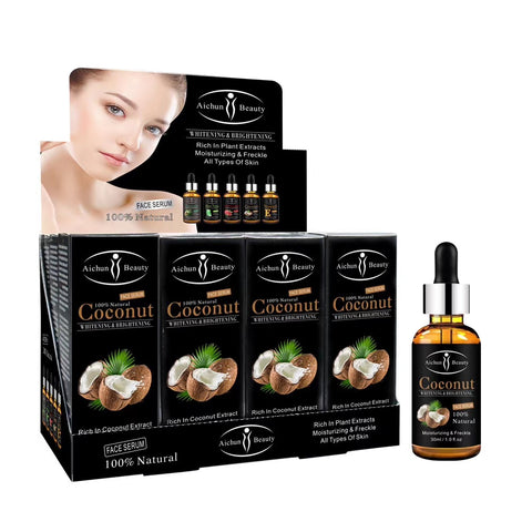 AICHUN BEAUTY Coconut Face Serum | Whitening and Brigthening Face Serum