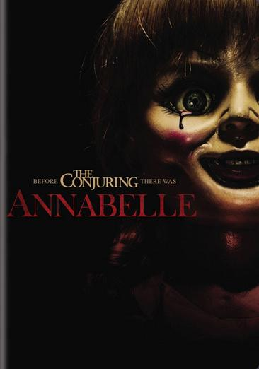 Annabelle (DVD) (VUDU Instawatch Included)
