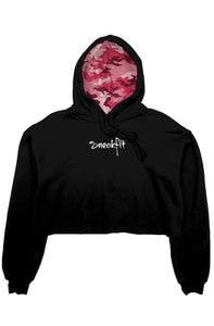 Ladies Limited Pink Soldier Crop