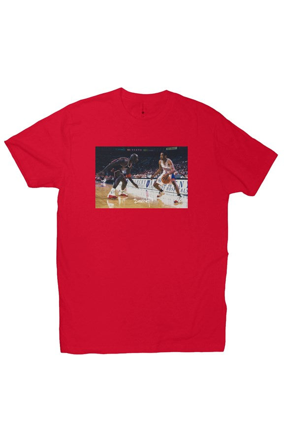 Bubba Chuck Vs Money Premium Tee