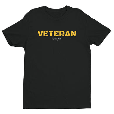 SneakFit365 Miltary Vet Army Tee