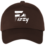 Casquette Fizzy demi-pension cheval marron