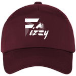 Casquette Fizzy demi-pension cheval bordeau