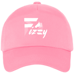 Casquette Fizzy demi-pension cheval rose