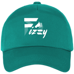 Casquette Fizzy demi-pension cheval emerald
