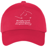 Casquette equitation citation Baucher fuchsia
