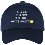 Casquette equitation cso georgette navy