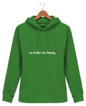 Sweat equitation femme tinder du poney vert