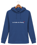 Sweat equitation femme tinder du poney bleu royal