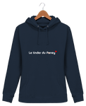 Sweat equitation femme tinder du poney navy